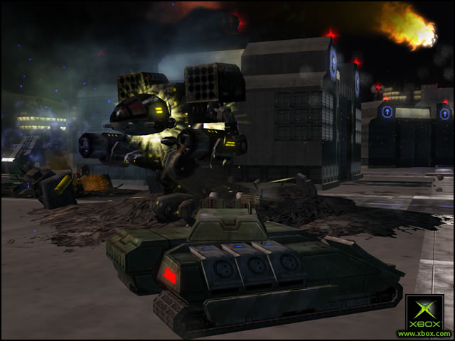 Ve basically experienced everything that mechassault 2 has to offer