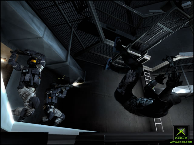Splinter Cell Chaos Theory Multiplayer Cd Produced By
