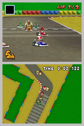 Mario Kart Ds User Review Time To Pull Out The Old Go Kart