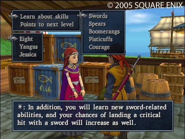 Dragon quest 5 casino prizes