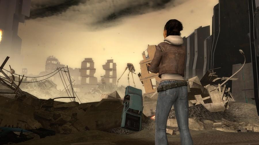 Review of Episodic Content, Half-Life 2 Episode One - Slashdot