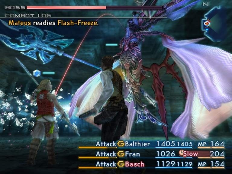 Final Fantasy XII Review - Slashdot