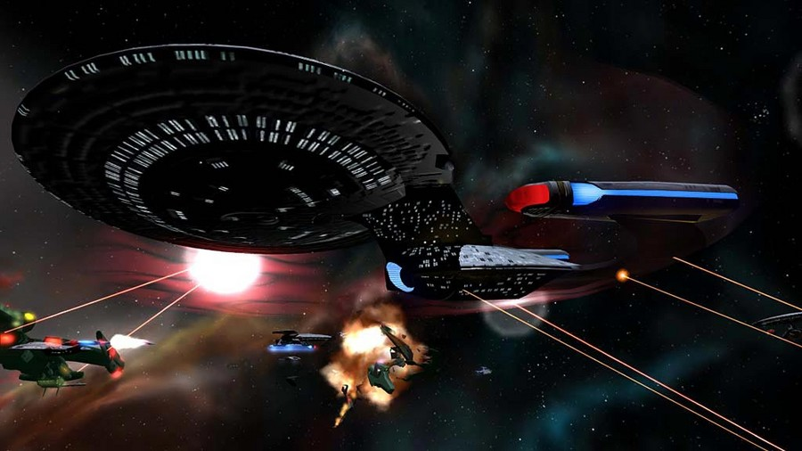 Images from the star trek 11 pack mod db.