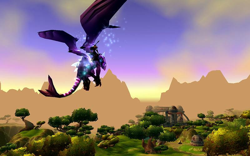 World of Warcraft - The Burning Crusade Review - Slashdot