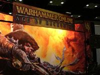 Warhammer Booth