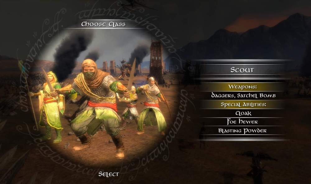 lord of the rings conquest full game free